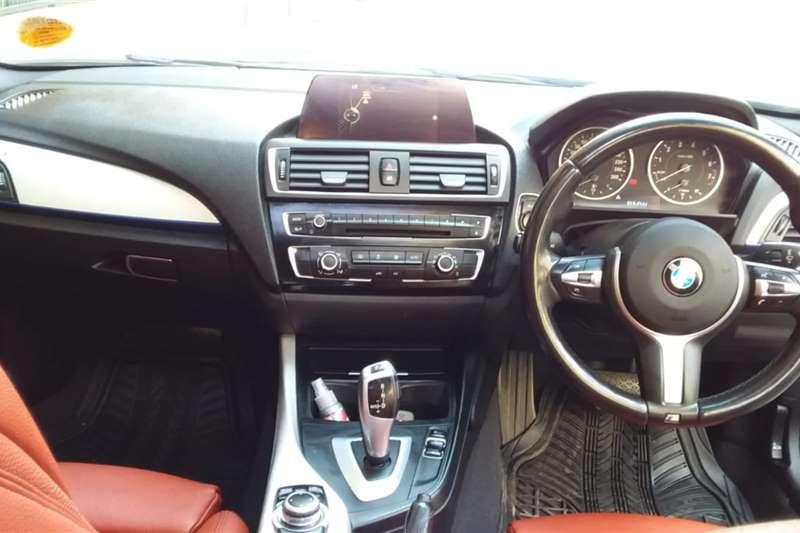 2017 BMW 1 Series 5-door