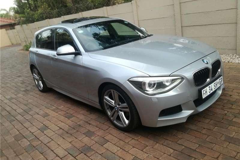 BMW 1 Series 5-door 118i M SPORT A/T (F40) 2012