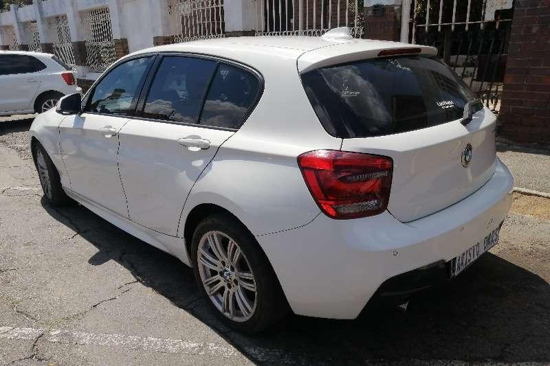 BMW 1 Series 5-door 118i M SPORT A/T (F40) 2014