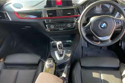 Used 2018 BMW 1 Series 5-door 118i M SPORT A/T (F40)