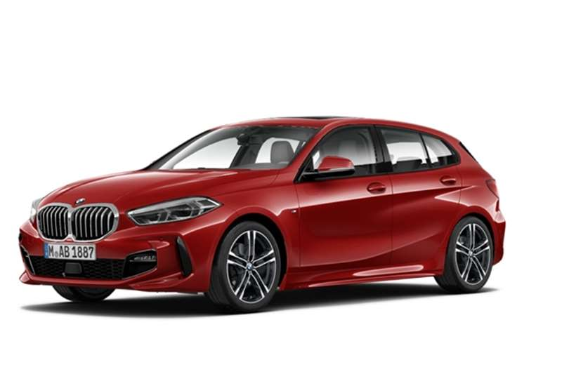 BMW 1 Series 5-door 118i M SPORT A/T (F40) 2020
