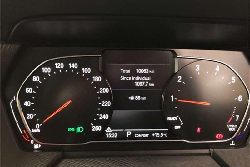 Used 2020 BMW 1 Series 5-door 118i M SPORT A/T (F40)