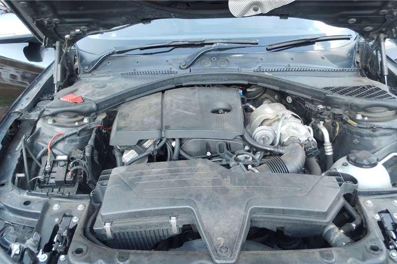BMW 1 Series 5-door 118i M SPORT (F40) 2013