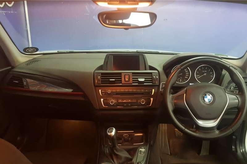 2012 BMW 1 Series 5-door