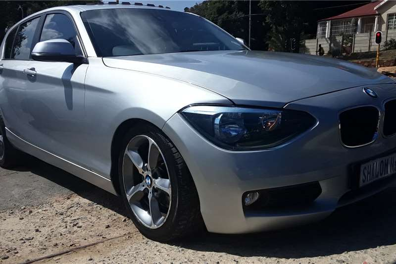 Used 2013 BMW 1 Series 5-door