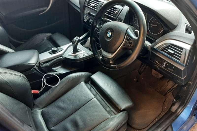 2014 BMW 1 Series 5-door