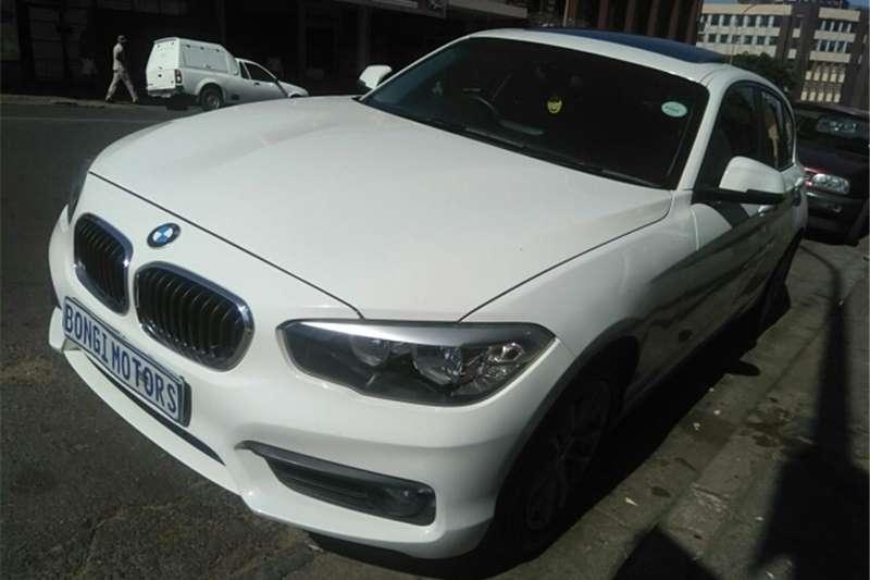 Used 2016 BMW 1 Series 5-door