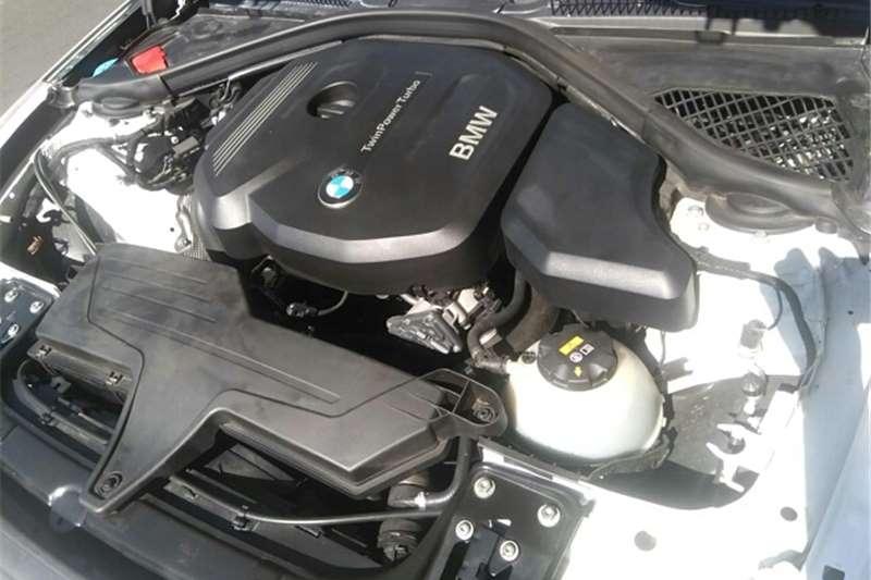 BMW 1 Series 5-door 2016