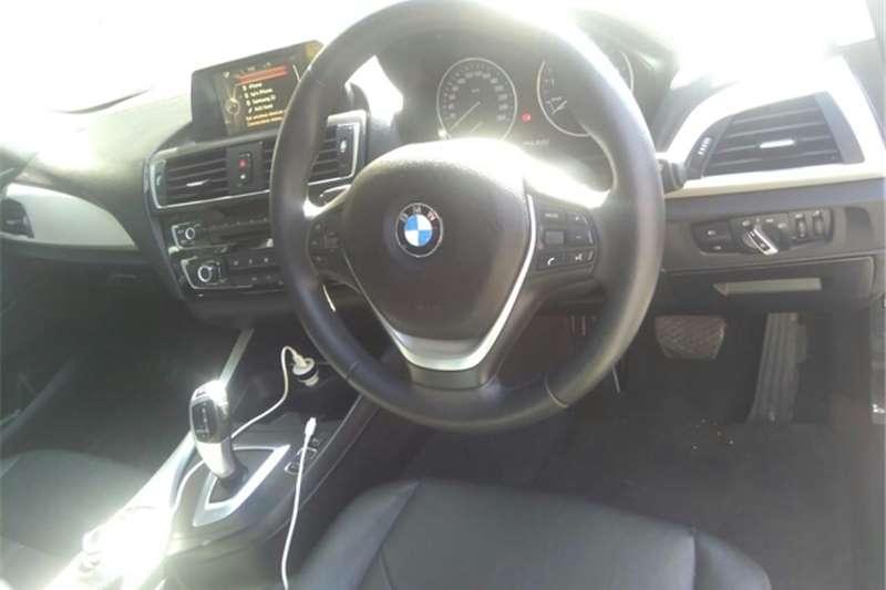 2016 BMW 1 Series 5-door