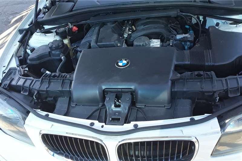 2008 BMW 1 Series 5-door
