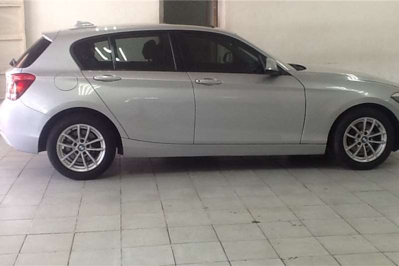 BMW 1 Series 5-door M135i xDRIVE (F40) 2013