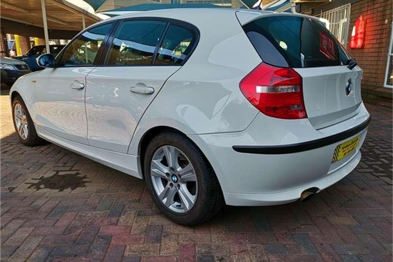 BMW 1 Series A/T (E87) 2007