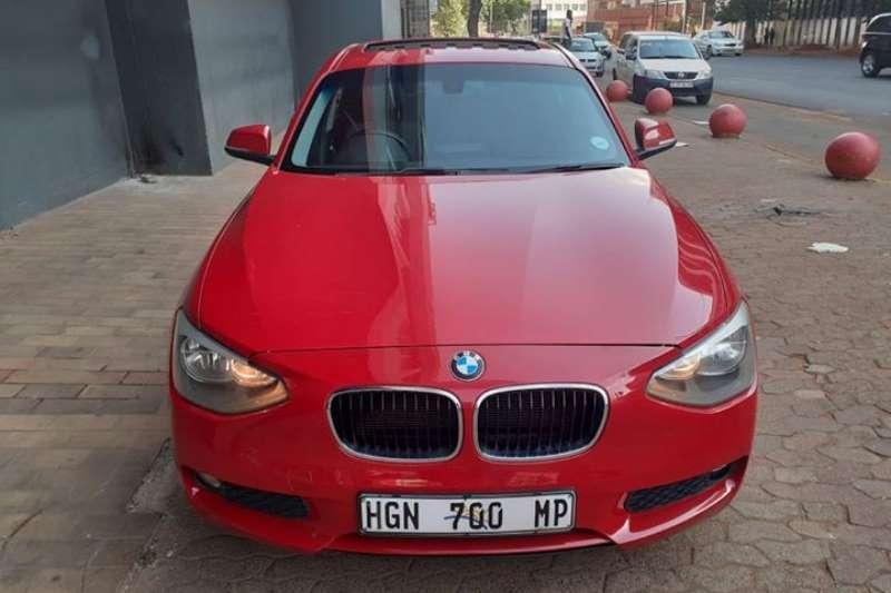 BMW 1 Series BMW 116I 2014