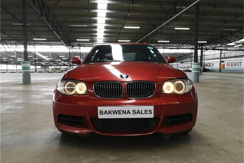 BMW 1 Series COUPE SPORT 2008