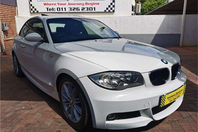 BMW 1 Series COUPE SPORT A/T 2009
