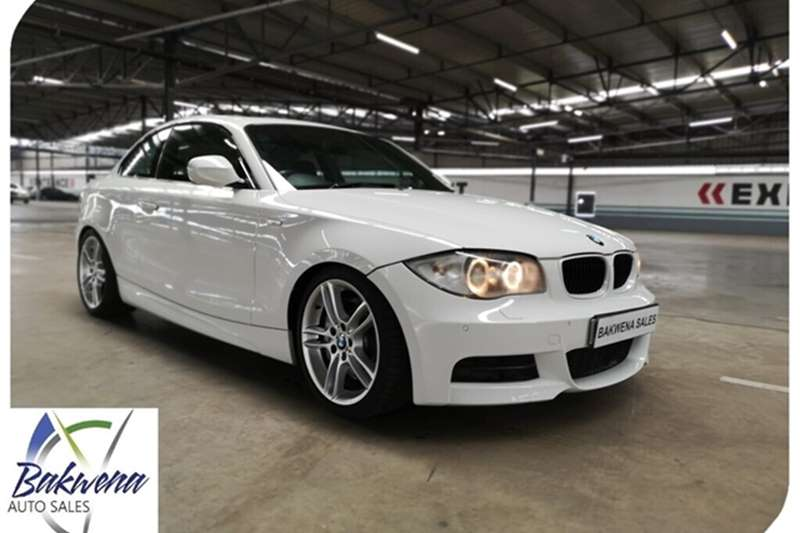BMW 1 Series COUPE SPORT A/T 2012