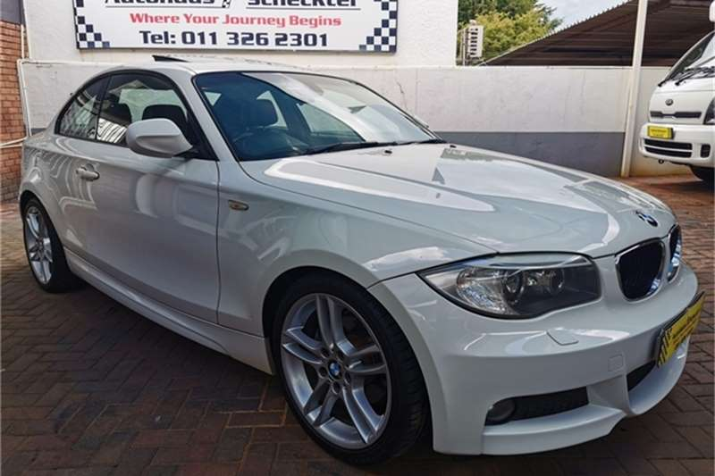 BMW 1 Series COUPE SPORT A/T 2013