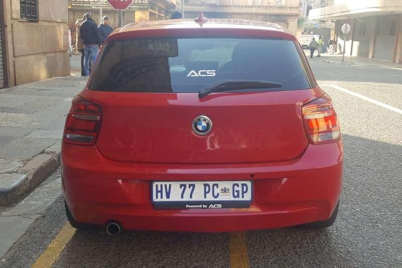 Used 2015 BMW 1 Series