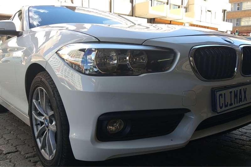 2016 BMW 1 Series 118i 5 door M Sport steptronic