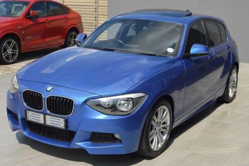 2014 BMW 1 Series M135i 5 door sports auto