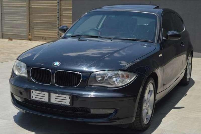 2011 BMW 1 Series 118i 3 door Sport