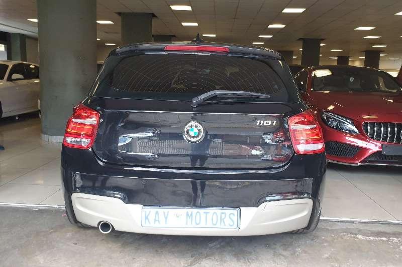 2013 BMW 1 Series 118i 5 door M Sport auto