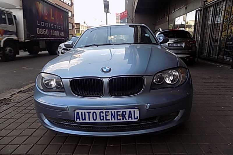 2009 BMW 1 Series 118i 5 door auto