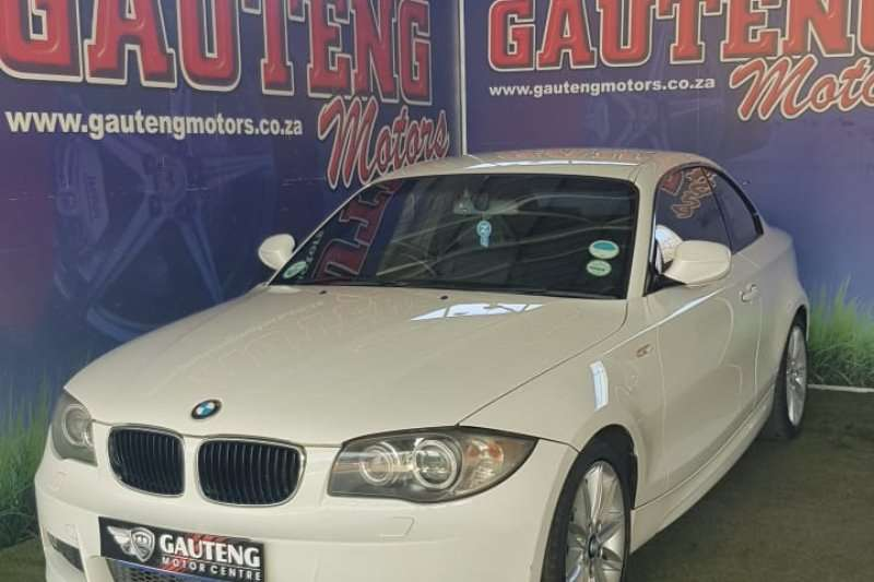 2008 BMW 1 Series 125i coupe M Sport