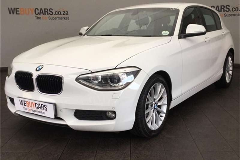 2012 BMW 1 Series 125i 5 door