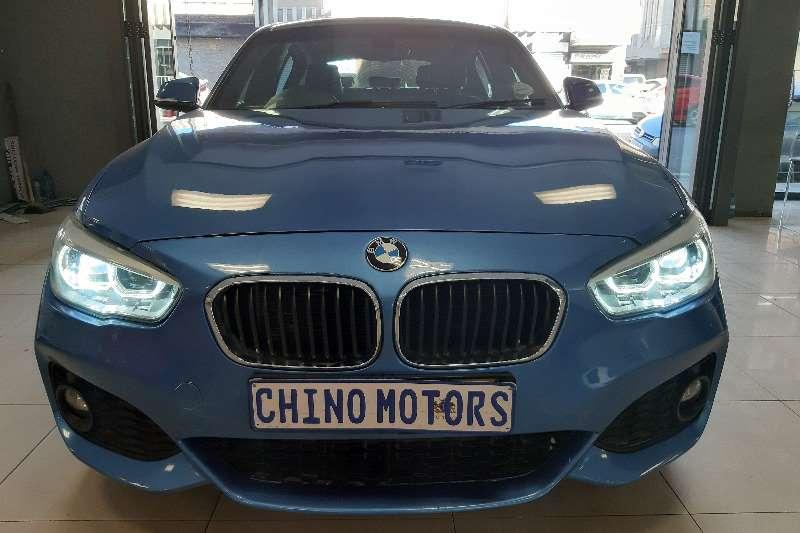 2015 BMW 1 Series 120d 5 door M Sport auto