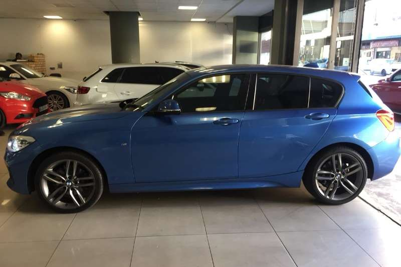 2015 BMW 1 Series 120d 5 door Exclusive