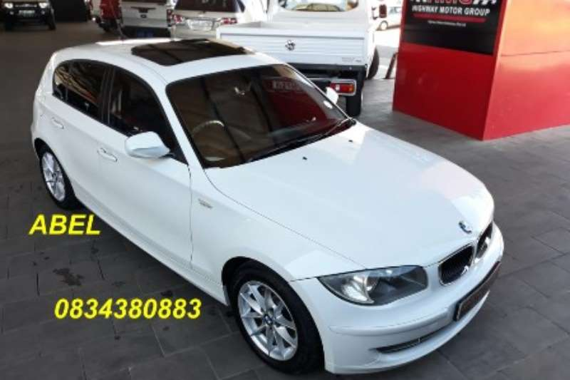 2011 BMW 1 Series 120i 5 door