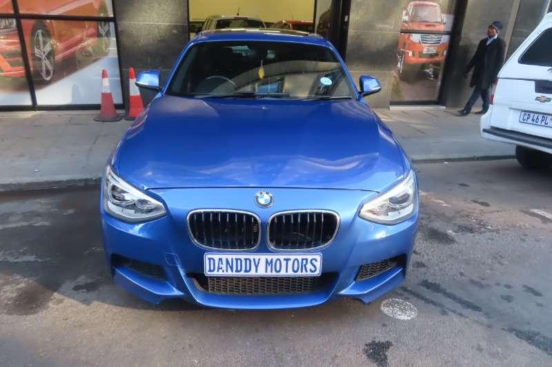 2014 BMW 1 Series 118i 5 door M Sport auto
