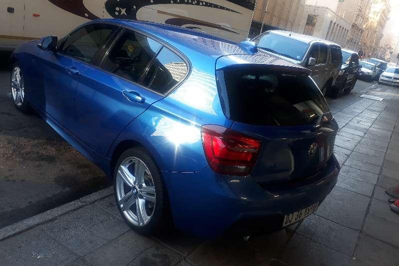 2014 BMW 1 Series 118i 3 door M Sport steptronic