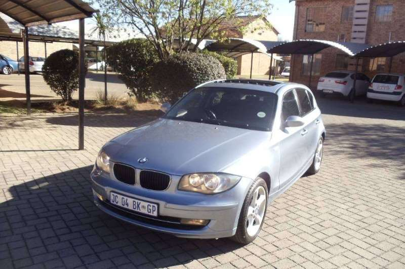 2010 BMW 1 Series 118i 5 door auto