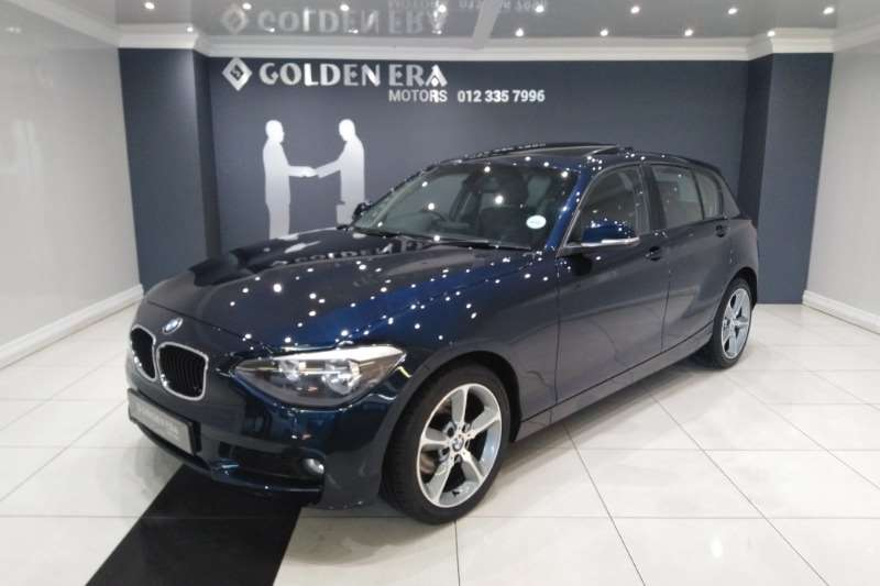 2014 BMW 1 Series 118i 5 door