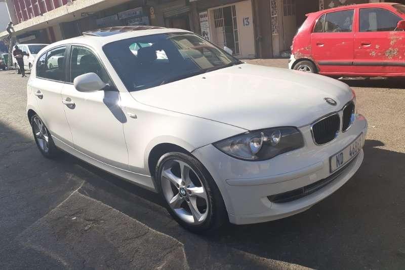 2010 BMW 1 Series 116i 3 door auto