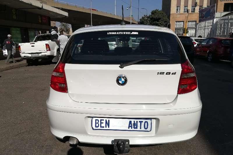 2010 BMW 1 Series 120d 5 door auto