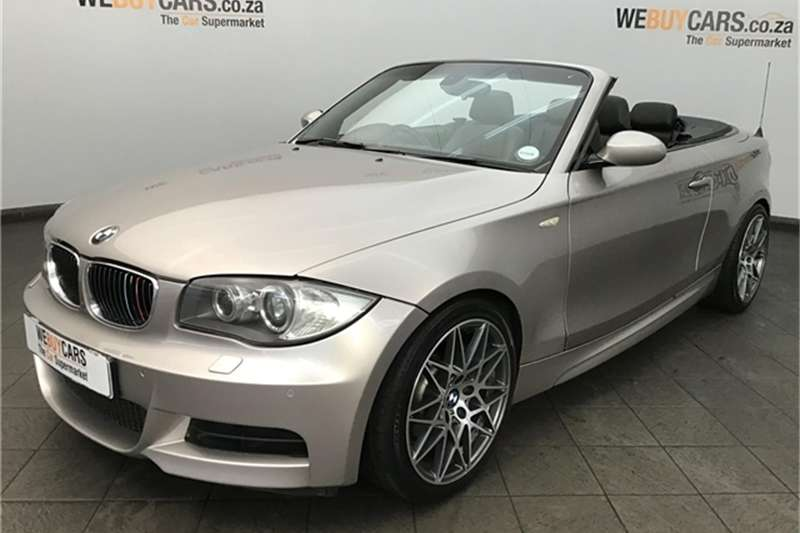 2008 BMW 1 Series 135i convertible M Sport steptronic