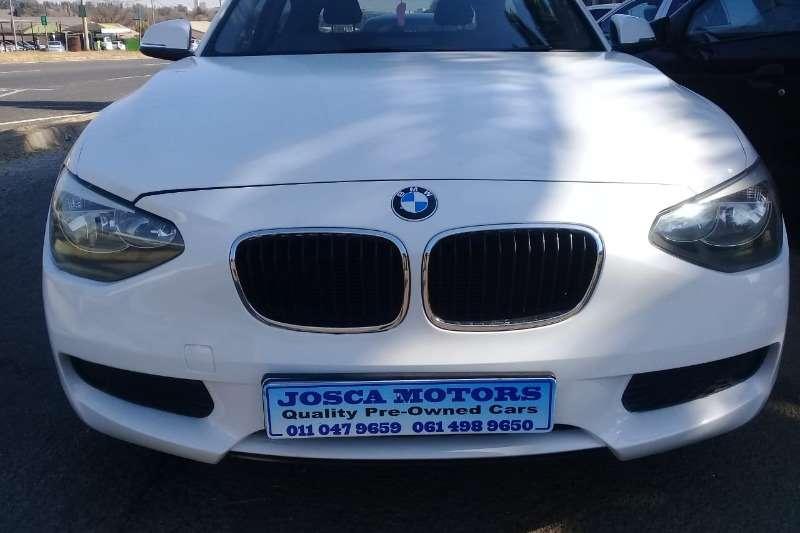 2013 BMW 1 Series 116i 3 door M Sport auto