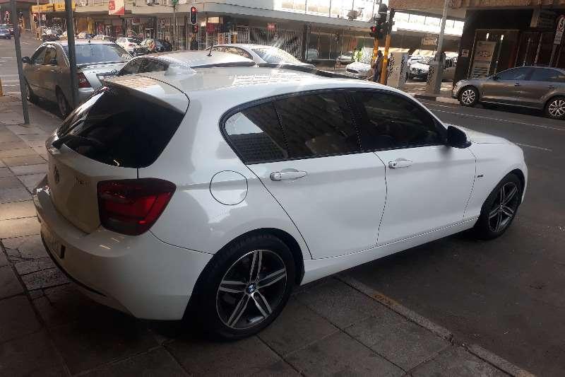 2012 BMW 1 Series 118i 5 door Edition Sport Line Shadow