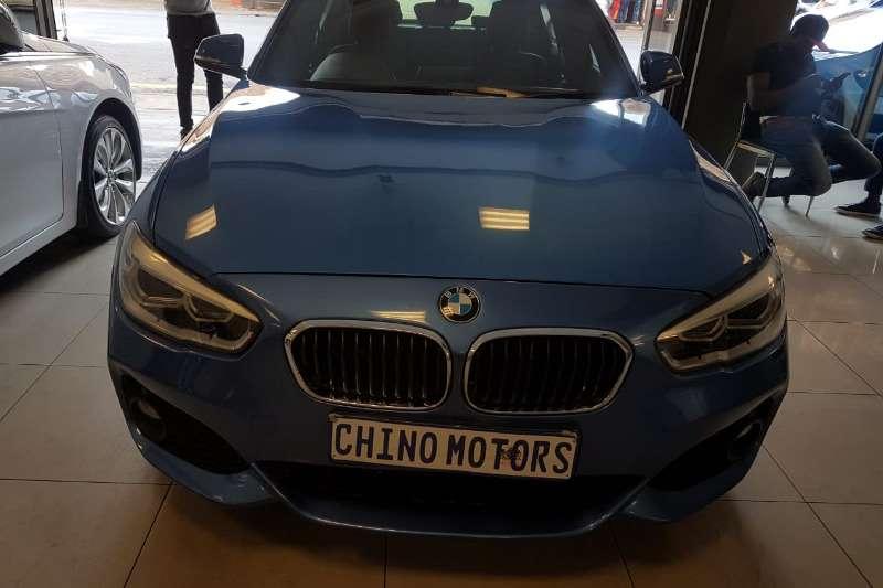 2015 BMW 1 Series 120d 5 door