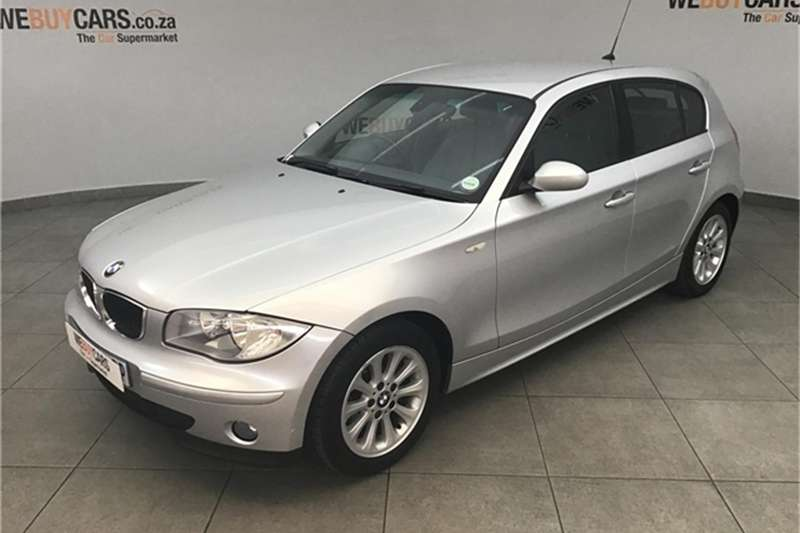 2005 BMW 1 Series 118i 5 door