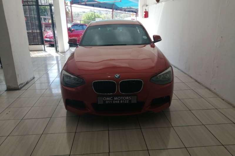 2014 BMW 1 Series 116i 5 door M Sport auto