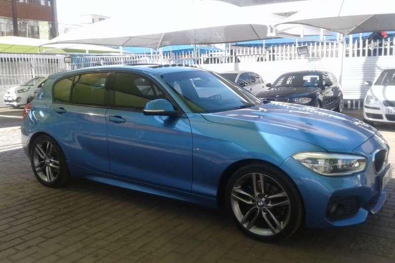 2019 BMW 1 Series 116i 3 door auto