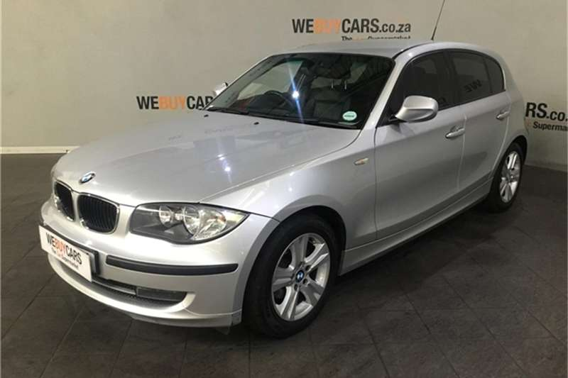 2010 BMW 1 Series 118i 5 door Exclusive