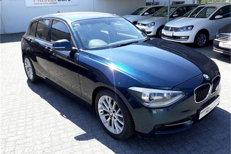 2012 BMW 1 Series 118i 5 door auto