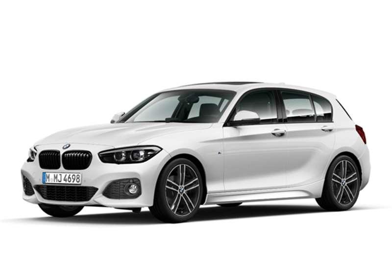 2019 BMW 1 Series 120i 5 door Edition M Sport Shadow sports auto