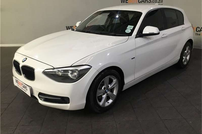 2013 BMW 1 Series 116i 5 door