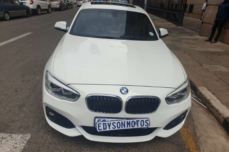2016 BMW 1 Series 120i 5 door M Sport sports auto
